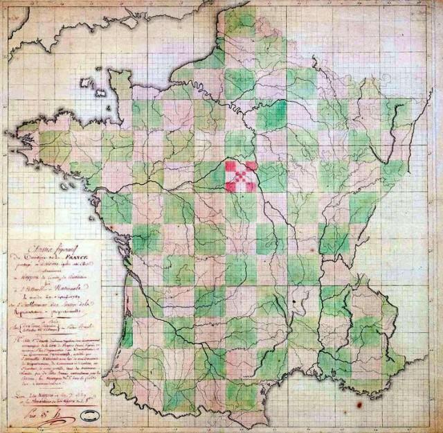 comite-sieyes-thouret-projet-purement-geometrique-de-81-departements-640x625