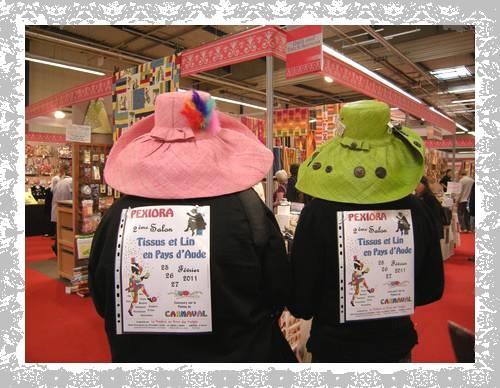 Photo Les chapeaux avec Domi 1.jpg