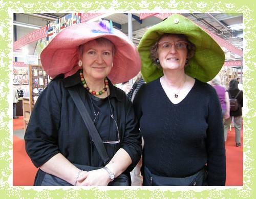 Photo Les chapeaux avec Domi 2